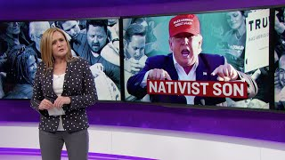 Nativist Son | Full Frontal with Samantha Bee | TBS