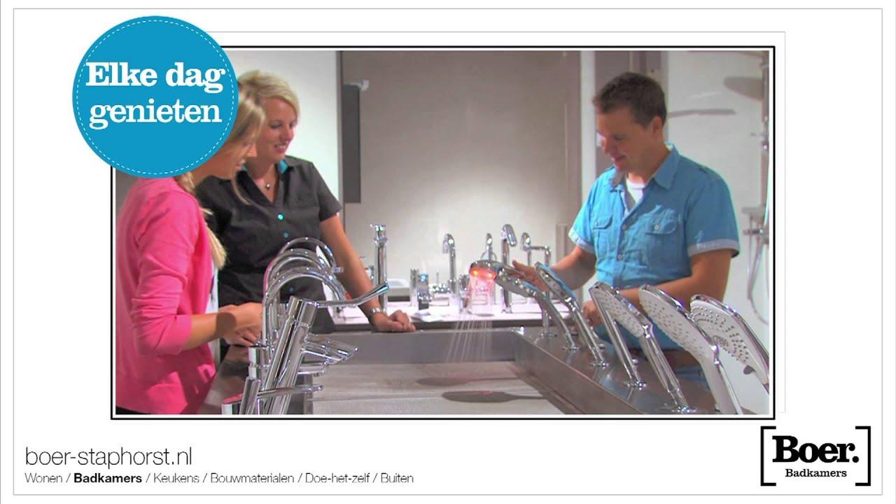 Boer Badkamers - Elke dag genieten | Boer Staphorst - YouTube