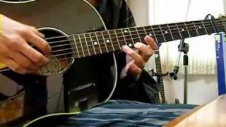 Higurashi no naku koro ni - You [Acoustic guitar cover] TAB