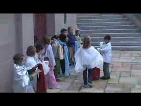 The Story of Saint Martin