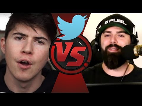 Keemstar VS Kavos Twitter Fight! Copying each other and being Snakes? RIP Friendship