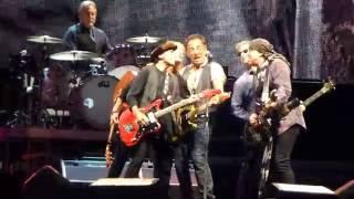 Out in the Street - Springsteen - Philadelphia Sept 9, 2016