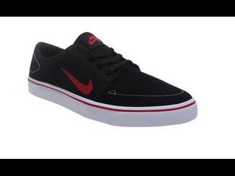 3c0c1b44ed8 Nike Portmore Skate Shoes - Review - The-House.com - YouTube