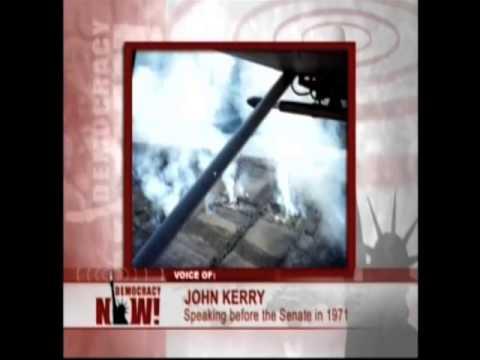 John Kerry 1971 testimony before Senate Foreign Relations Committee