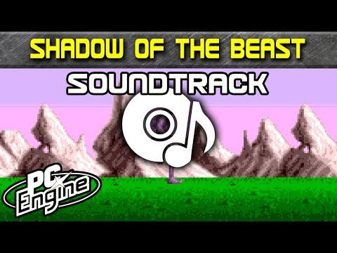 Shadow of the Beast soundtrack | PC Engine / TurboGrafx-16 Music