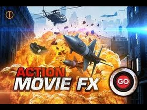 AWESOME action movie FX