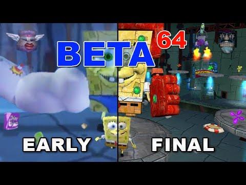 Beta64 - SpongeBob: Battle for Bikini Bottom feat. Dev's Answers!