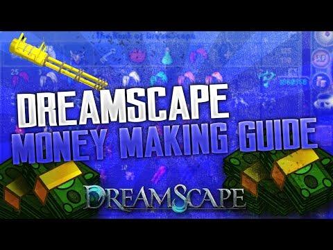 Dreamscape RSPS   BEST Money Making/Beginner's Guide + HUGE GIVEAWAY!