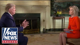 Trump comments on the Royal Family drama, ban on political messaging