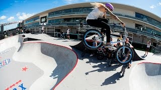 2016 X Games Girl Session