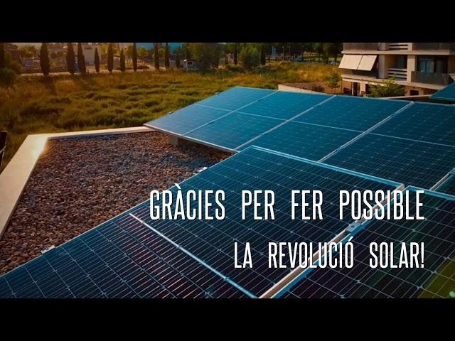 Lleida, sisè municipi català amb més fotovoltaica després de sumar 93 instal·lacions al 2020