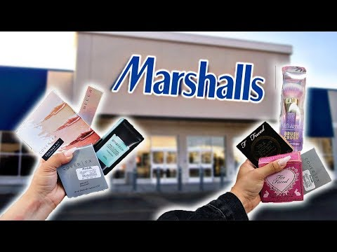 You WON'T Believe What I Found At Marshalls MAKEUP DEALS! OMG