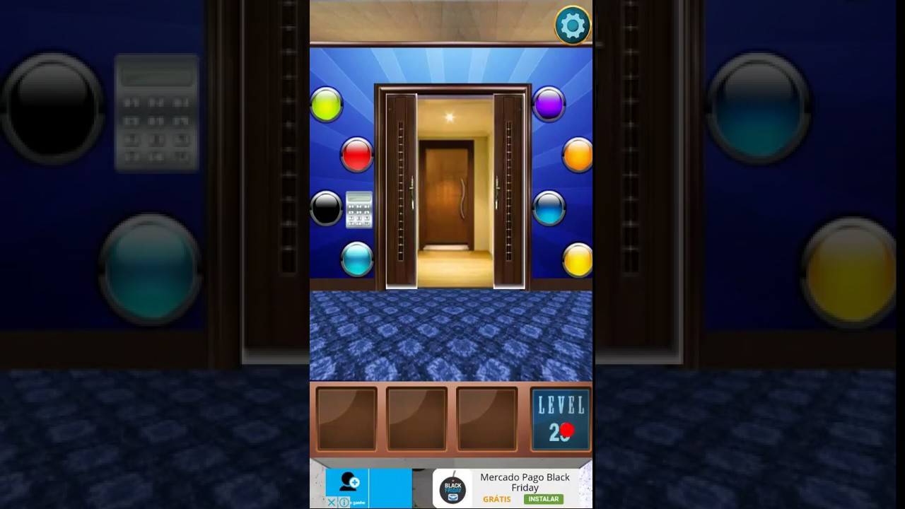 Secret Doors Escape 100 Floors Level 23 Youtube