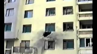 Srpsko granatiranje Livna 1992. god.