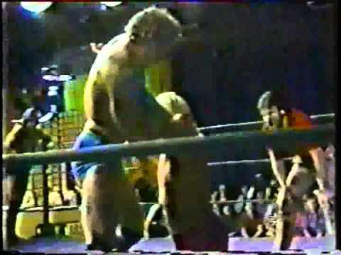 Memphis Wrestling Full Episode 11-02-1984