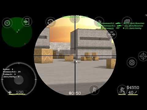 Critical Strike Portable (3) Mode Zombie Survival (PART 2)
