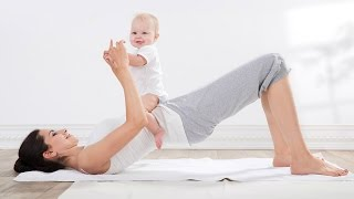 Mama Baby Yoga - Komplettes Workout