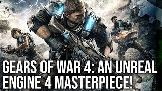 Gears of War 4 Tech Analysis: An Unreal Engine 4 Masterpiece
