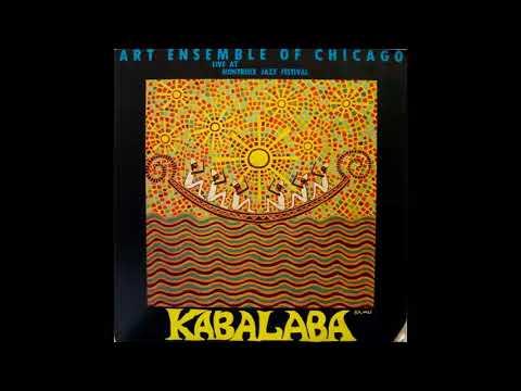 Art Ensemble of Chicago-Kabalaba  (1978)