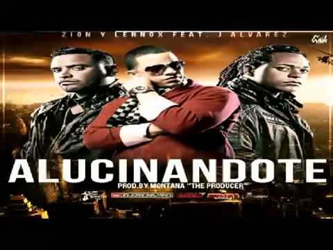 Zion  Lennox Ft J Alvarez - Alucinandote (Preview 2) Videos De Viajes