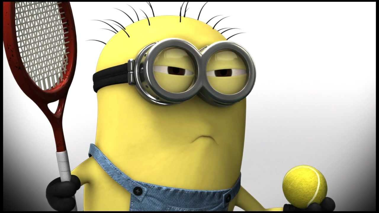 Image result for minion sports cartoon