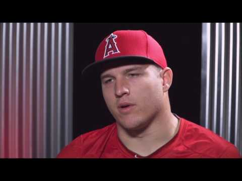 Before the Bigs Mike Trout