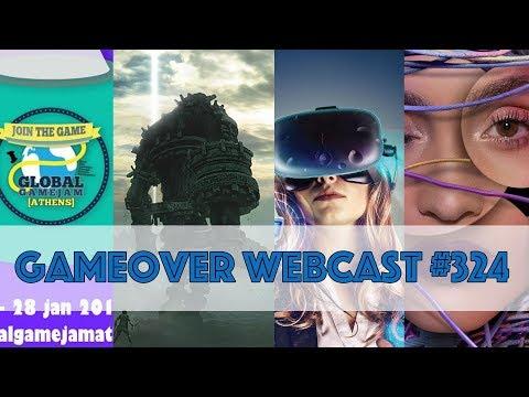 GameOver.gr Webcast #324