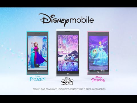 Globe Telecom's Disney Mobile