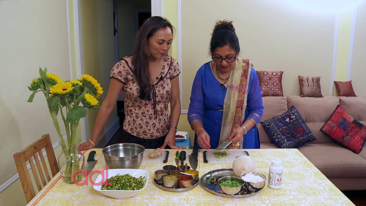 the league of kitchens - yamini joshi and south indian cooking