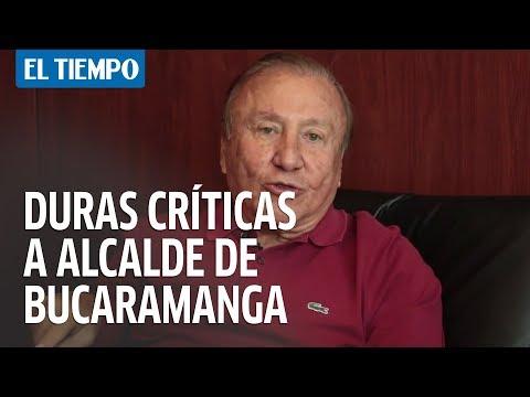 Venezolanas responden a Alcalde de Bucaramanga   EL TIEMPO