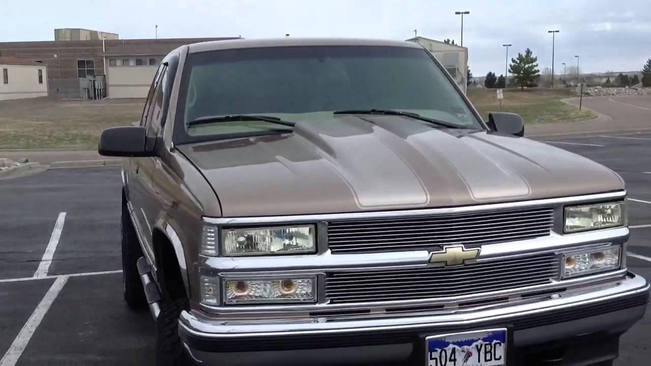 All Chevy 1997 chevrolet z71 : 1997 Chevy Silverado Z71 - YouTube