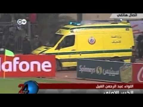 Football Verdicts Divide Egypt   Journal