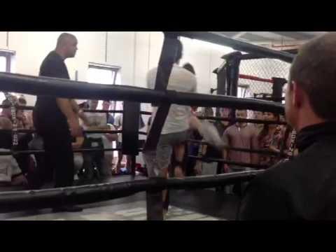 Lewis fight #1