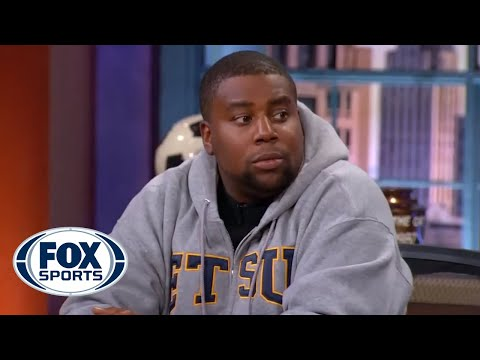 Kenan Thompson reenacts Knuckle Puck from 'D2: The Mighty Ducks'