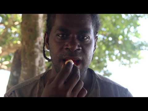 John Toxy Explains the Betelnut // Solomon Islands