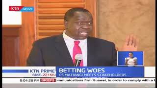 Kenya to deport illegal immigrants working in betting industry