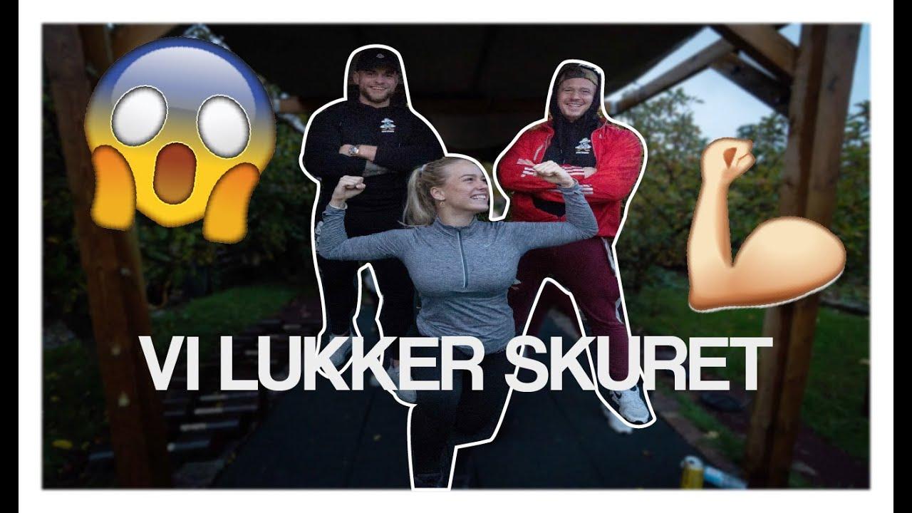 Download VI LUKKER LØFTESKURET! | Bentræning med Laura Glentemose - guide til at lave et flot squat!