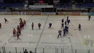 Lappi Areena B-nuorten Mestis: Roki - Diskos (5.3.2017)