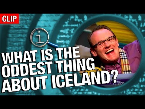QI   What Is The Oddest Thing About Iceland?