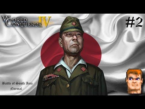 Battle of South Asia (Normal) - World Conqueror 4 (Axis) #2