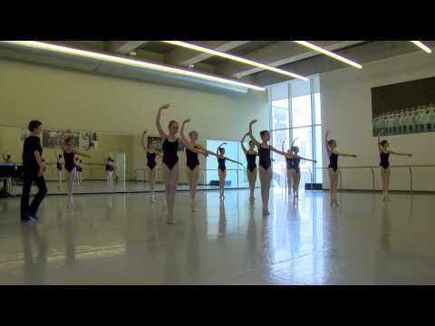 Boys make a breakthrough in ballet