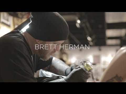Brett Herman Tattoo Artist Interview | Ink And Honor