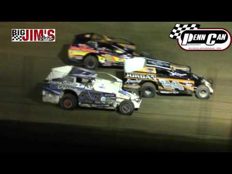 Penn Can Speedway King of the Can 2015