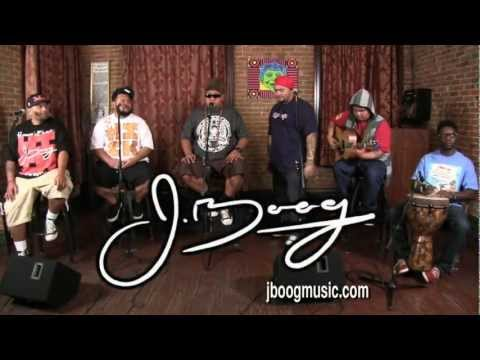 J BOOG - Let's Do It Again - acoustic MoBoogie Loft Session