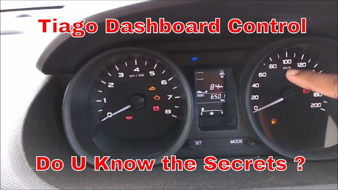 Tata Tiago Dashboard Controls For New Driver Part 1 Youtube Aircraft Temperature Gauge 4 Wire Schematic