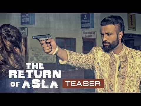 The Return Of Asla (Song Teaser) | Gagan Kokri | Full Song Releasing 7 February 2017
