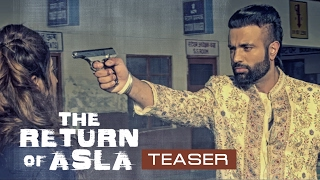 The Return Of Asla (Song Teaser)   Gagan Kokri   Full Song Releasing 7 February 2017