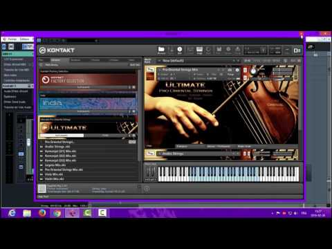 download Free Ultimate Pro Oriental Strings Kontakt