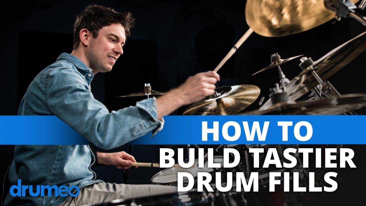 How To Build Tastier Drum Fills