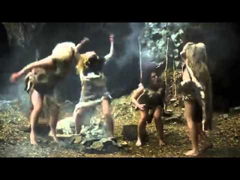 Видео секс в каменном веке